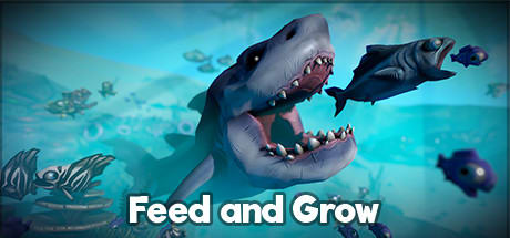 Feed and grow fish logo