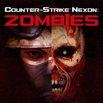 Counter strike nexon zombies logo