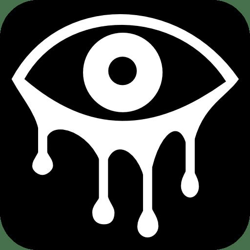 Eyes the horror game logo