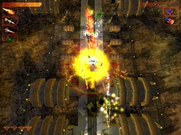 Airstrike 3d screenshot