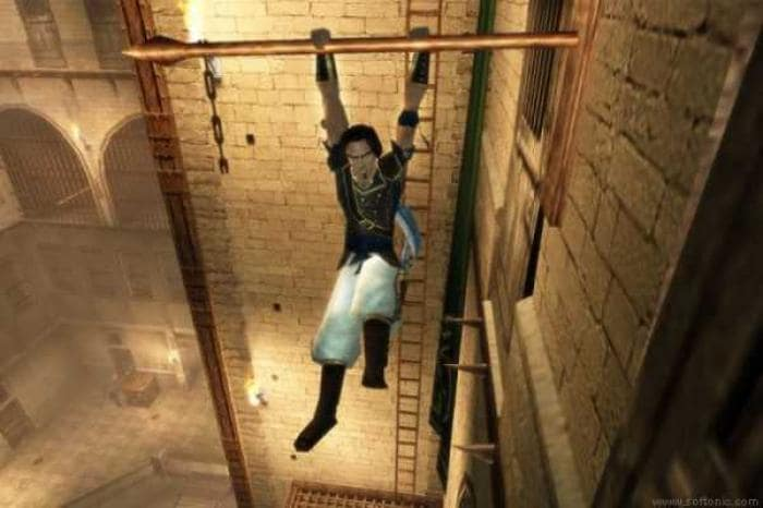 Prince of persia the sands of time screenshot