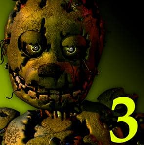 Five nights at freddys 3 logo