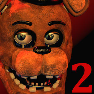 Five nights at freddys 2 demo logo