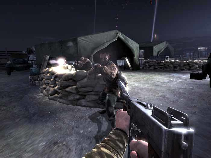 Medal of honor airborne screenshot