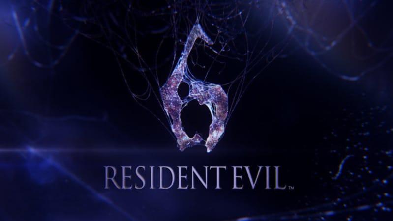 Resident evil 6 biohazard 6 logo