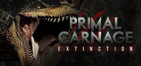 Primal carnage extinction logo