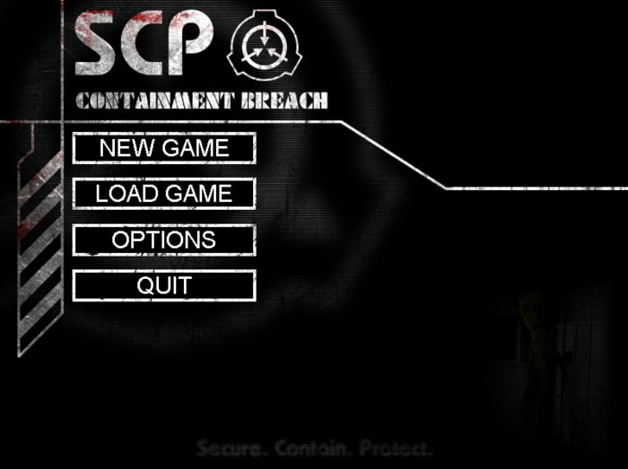 Scp  e2 80 93 containment breach logo