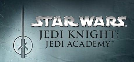 Star wars jedi knight jedi academy logo