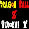 Dragon ball z budokai x logo