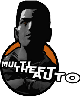 Multi theft auto san andreas logo