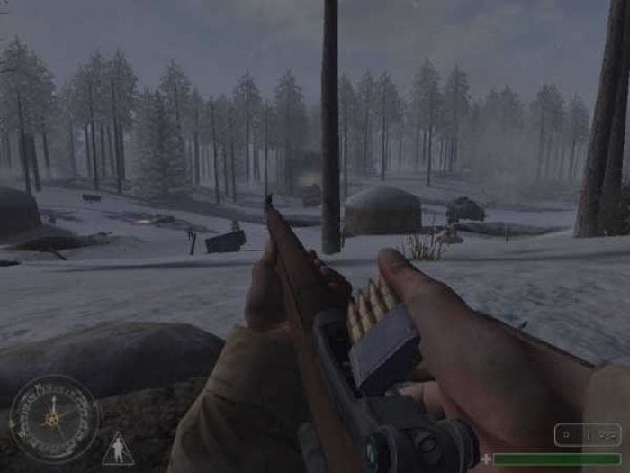 Call of duty united offensive screenshot