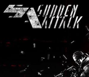 Sudden attack logo
