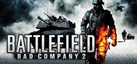 Battlefield bad company 2 logo