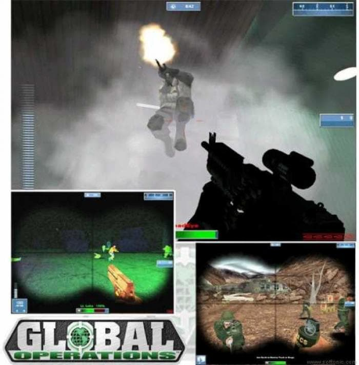 Global operations screenshot