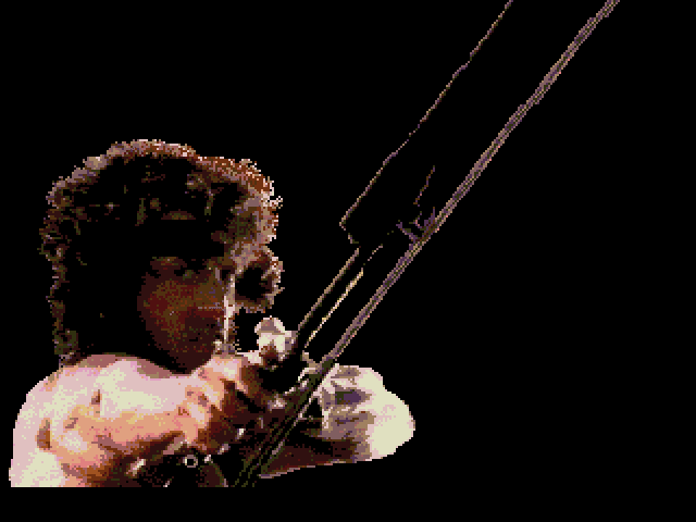 Rambo iii screenshot