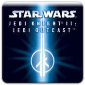 Star wars jedi knight ii logo