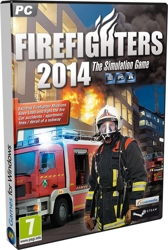 Firefighters 2014 logo