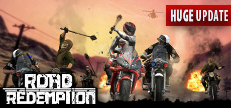 Road redemption logo