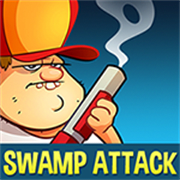 Swamp attack logo