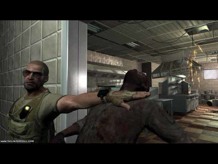 Splinter cell double agent screenshot