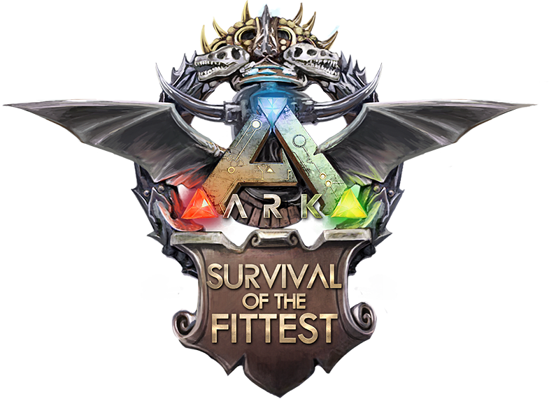 Ark survival of the fittest logo