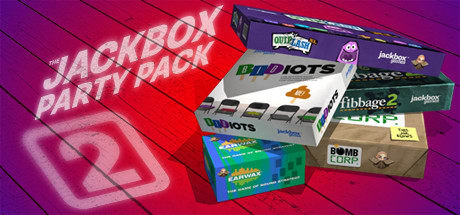 The jackbox party pack 2 logo