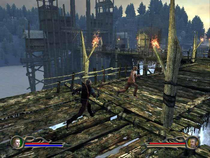 Eragon screenshot