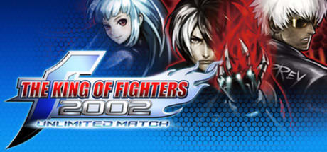 The king of fighters 2002 unlimited match logo