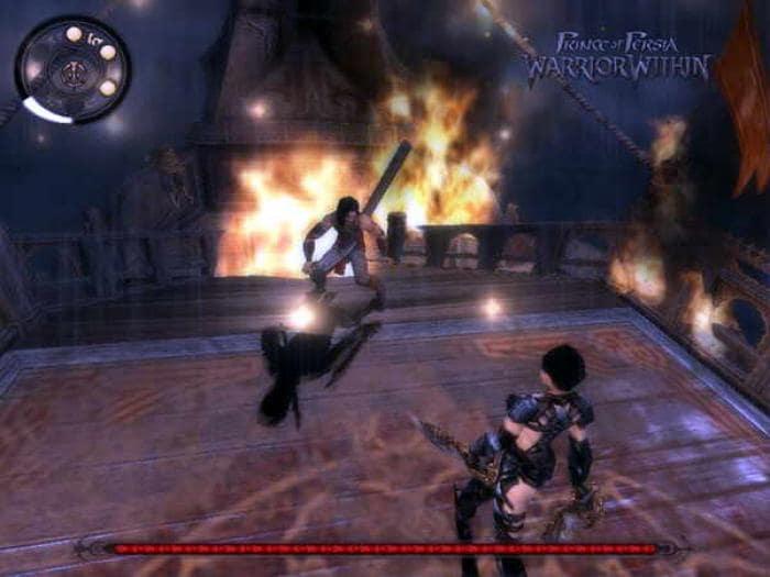 Prince of persia el alma del guerrero screenshot