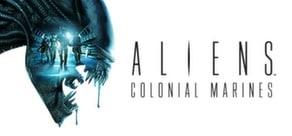 Aliens colonial marines logo