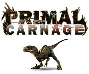Primal carnage logo
