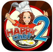 Happy chef 2 logo