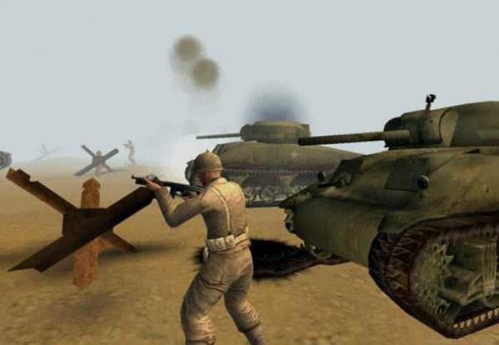 Medal of honor allied assault screenshot