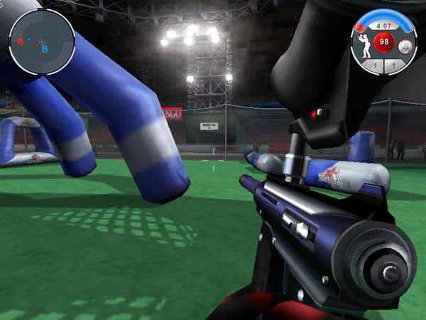 Renegade paintball screenshot