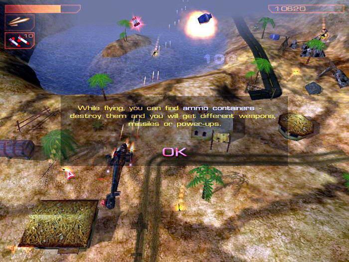 Air assault 3d screenshot