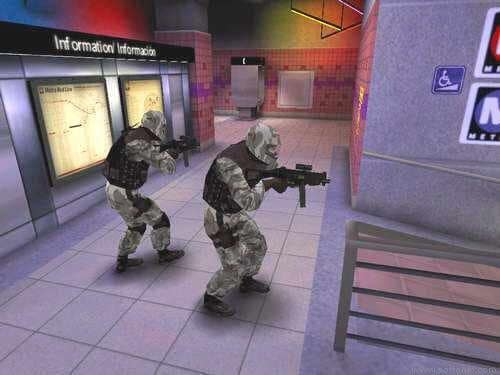 Swat 3 tactical game of the year edition screenshot