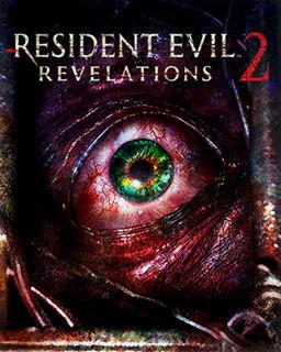 Resident evil revelations 2 logo