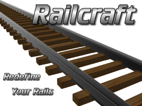 Railcraft for minecraft logo