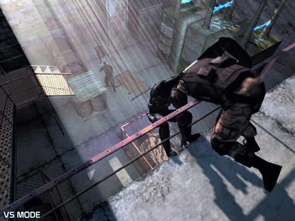 Splinter cell chaos theory screenshot