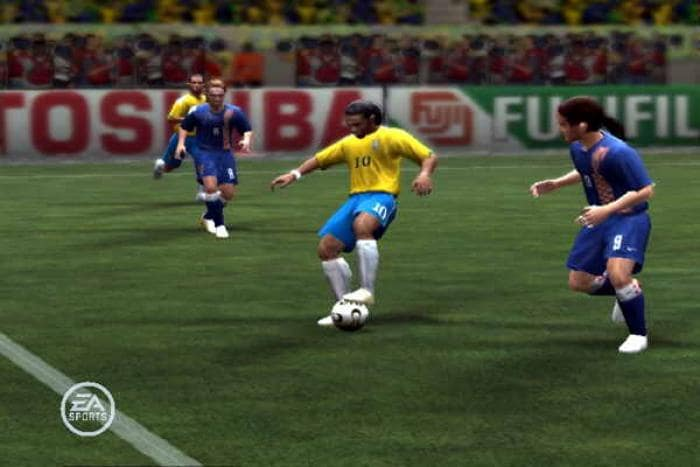 Copa mundial de la fifa 2006 screenshot