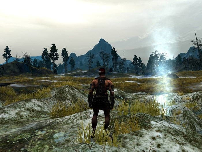 Age of conan hyborian adventures screenshot