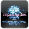 Final fantasy 14 benchmark logo