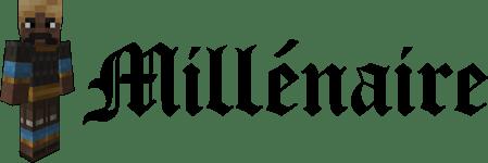 Millenaire for minecraft logo
