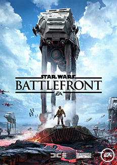 Star wars battlefront 2015 logo